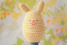 Crcchet Easter Bunny tips