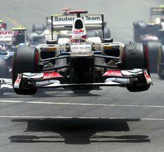 Kamui Kobayashi - Monaco GP 2012