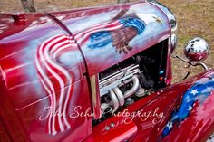 American Hot Rod by JohnSehnPhotography #photography #americana #cars