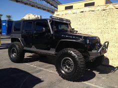 Jeep JK custom