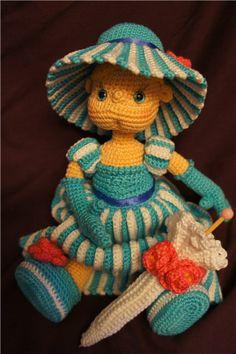 Amigurumi Askina Demet : haken poppen on Pinterest Crochet Dolls, Amigurumi and ...