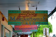 Margaritaville - Key West    --  Great place to visit!!!