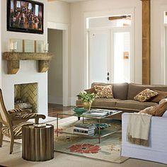 2010 Louisiana Idea House | Bold Living Room | SouthernLiving.com