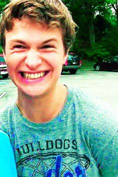 """20 Questions With """"Divergent"""" And """"The Fault In Our Stars"""" Actor Ansel Elgort Ansel Elgort is awesome!!!!"""