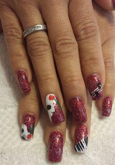 summer sparkler, pretti nail, nail obsess, cultur nail, nail magazin, nail arts, sparkler nail, art nails