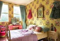 Marie Antoinette Bedroom Decor | Modern Marie Antoinette Bedroom by ViVi Antoinette