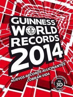 El libro Guinness World Records 2014 reúne a miles de las personas, animales y productos más sorprendentes del planeta, incluyendo nuevos récords como una cabra haciendo skatebording, un dragón-robot de15 metros de largo, el gato más peludo del mundo o el inmenso tambor que necesita 5 personas para ser tocado. http://www.imosver.com/es/libro/guinness-world-records-2014_0010016154
