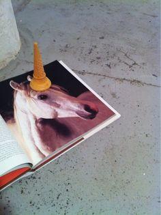 unicorn cone