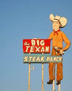 Amarillo, Texas.. Yummy steaks