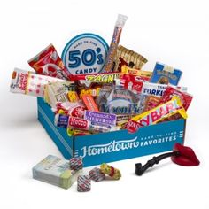 Your decade of candy. $35.00