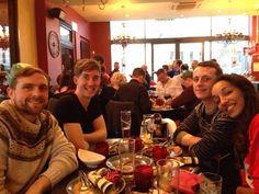 Deers Xmas Dinner Do - 2013