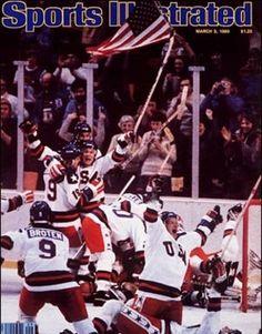 MIRACLE ON ICE...1980 US OLYMPIC HOCKEY