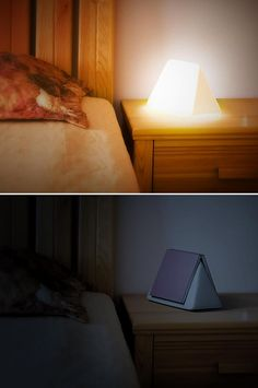 Truffol.com | Bookmark Night Light. #tech #gadgets #geeky #bookworm #kids #fun