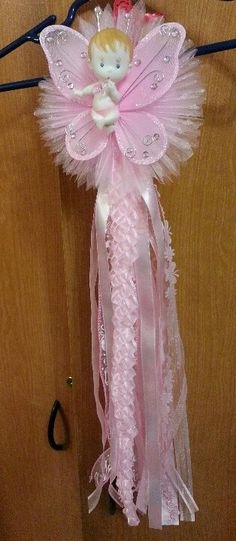 Baby Shower Mum/Corsage for a Mom too be!