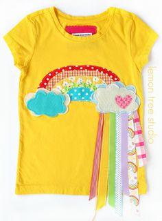 idea for shirt applique