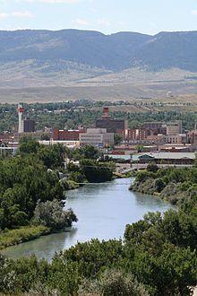City of Casper, Wyoming