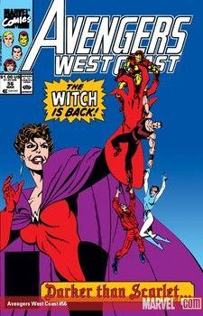 The Scarlet Witch by John Byrne