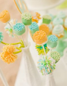 Ideas para dulces originales para fiestas, en www.fiestafacil.com / Ideas for original party sweets, in www.fiestafacil.com