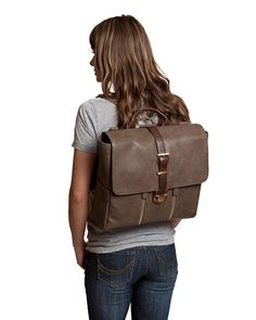 Chapel Convertible Backpack l Has an adjustable / removable padded insert to hold your DSLR camera and lenses!