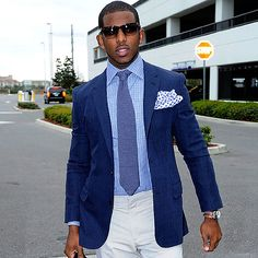 Chris Paul suited