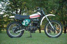 1973 Yamaha YZ250 Monoshock - Hakan Andersson 250 World Champion