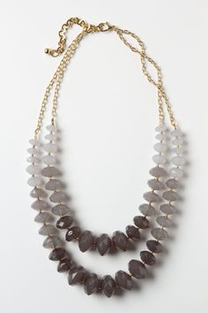 ombre necklace