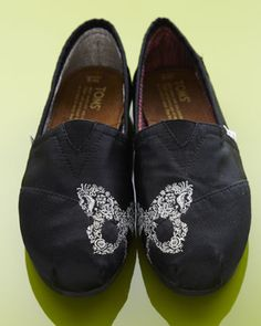Touch Butterfly Slip-On by Toms #Toms #Shoes