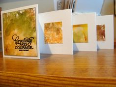 CC497 - Artistic Brag Book by girlgeek101 - Cards and Paper Crafts at Splitcoaststampers
