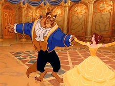 Beauty and the Beast !