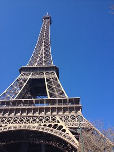 Our team loved admiring the majestic Eiffel Tower during our trip to Paris to shoot our Fall 2014 collection. #davidsbridal #fall2014