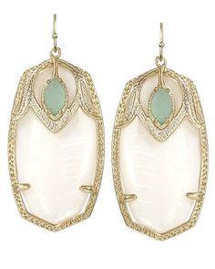 Kendra Scott- Darby earrings