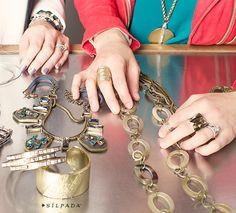 Make your mark. #BeBrave #30DaysOfYou #Silpada #jewelry