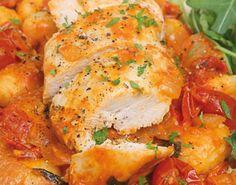 Chicken Basque Style recipe