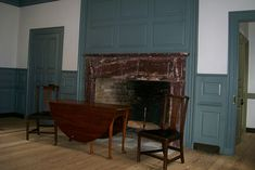 Colonial Williamsburg - Raleigh Tavern - Apollo Room