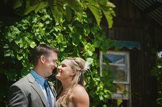 adorable rustic wedding (click through to see more real photos) JL Photografia