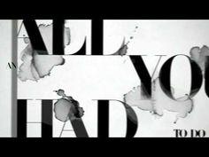 song lyric, lyric video