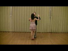 Cha Cha Dance Steps - The Basic In Place (1 of 3)