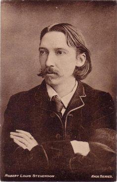 Robert Louis Stevenson #RLS