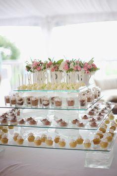 mini desserts tower! #myhenhousecelebration
