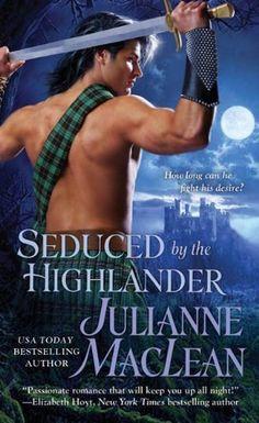 Seduced by the Highlander MacDonalds Book 3