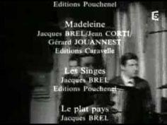 ▶ Je m'appelle Jacques Brel (Documentaire - 1997) - YouTube