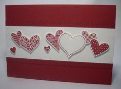 Stampin' Up - Valentine