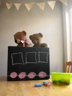 How to make a cardboard box even more awesome! | BabyCentre Blog