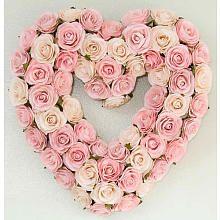 "Glenna Jean Isabella Rosebud Heart Wreath - Glenna Jean - Toys ""R"" Us"