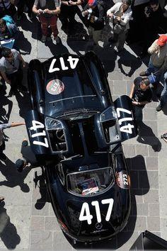 Mille Miglia 2012: Mercedes-Benz 300 SL