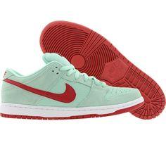 Nike Dunk Low Pro SB (medium mint / gym red / white) 304292-360 - $99.99