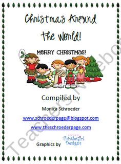 Christmas around the world on Pinterest