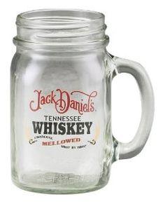 jack daniels mason jar mug.