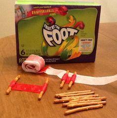 Scroll snacks