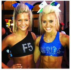 All smiles at cheerleading worlds 2012 http://bit.ly/II6TOA